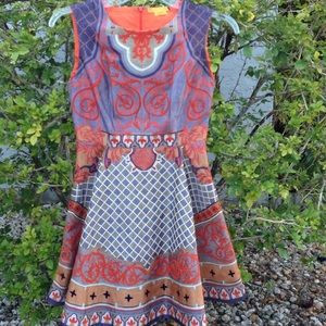 NWOT tag Anthropologie dress by Pankaj & Nidhi